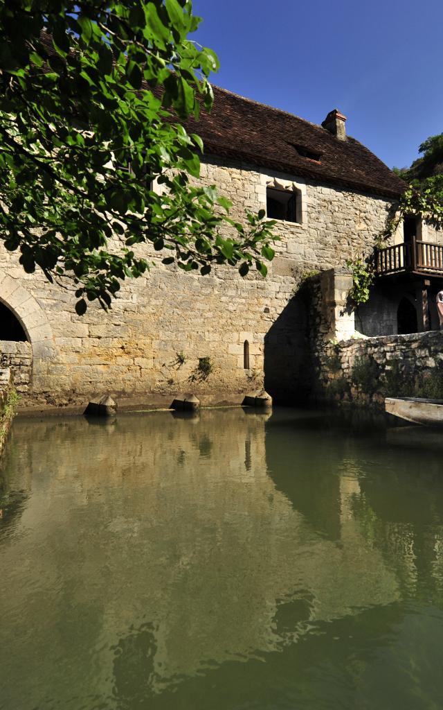 Moulin De Cougnaguet © Cochise Ory Ot Vallée De La Dordogne