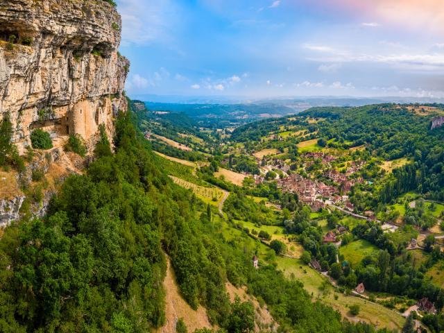 Autoire©vent Dautant Vallee De La Dordogne