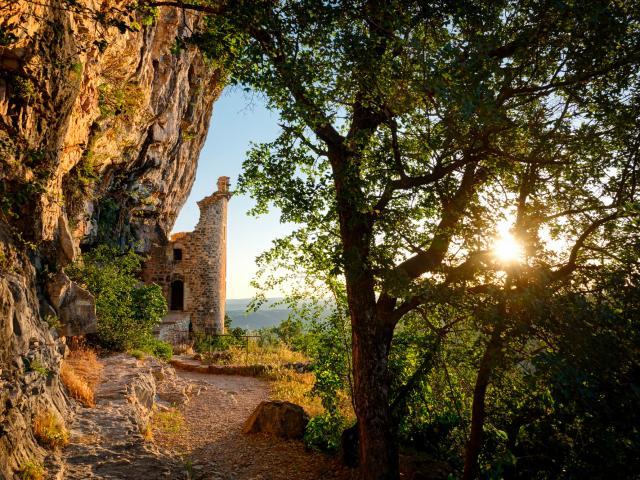 Le Chateau Des Anglais © Eric Martin Le Figaro Magazine Vallee De La Dordogne