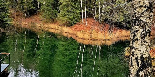 Sousceyrac Le Lac Sauvage