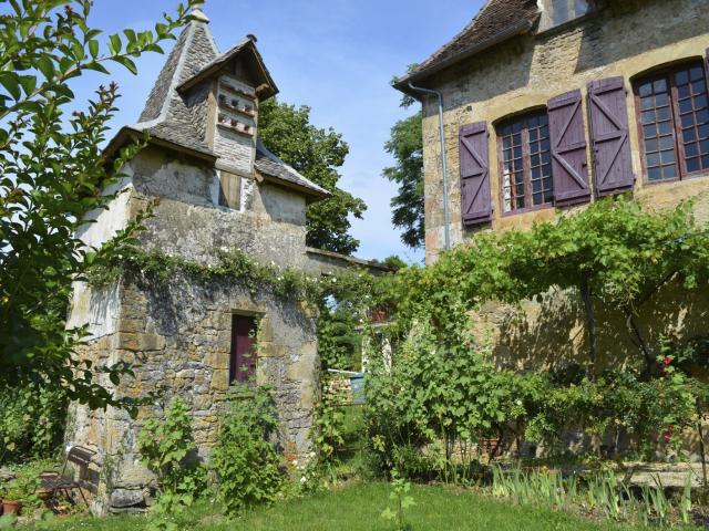 Autoire Château de Busqueilles
