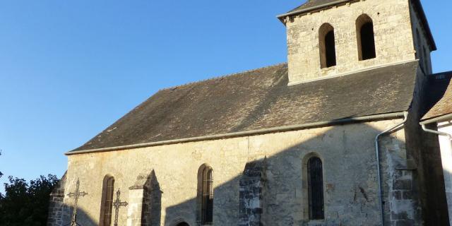 Cuzance : église Saint-Pierre