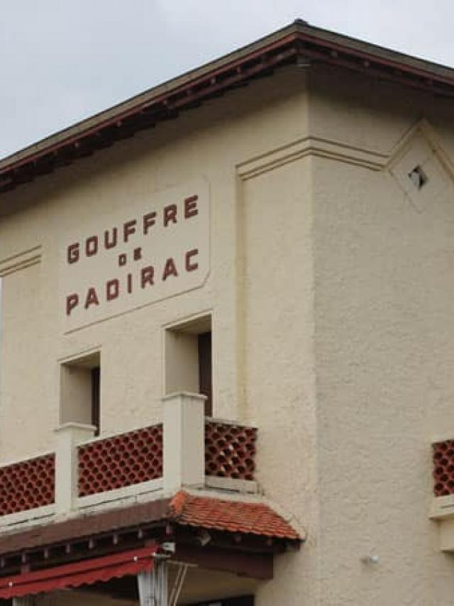Gouffre Padirac