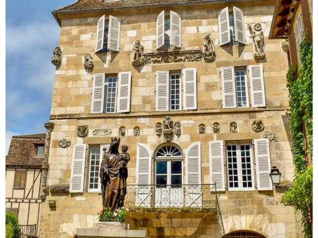 Maison de la Renaissance Beaulieu sur Dordogne