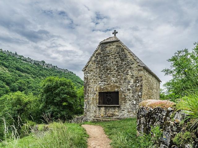 Chapelle Saint Roch - Autoire