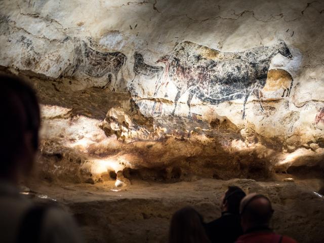 Peintures De La Grotte De Lascaux