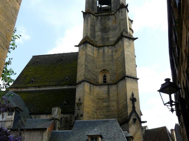 Sarlat La Canéda Église Ste Marie (1)