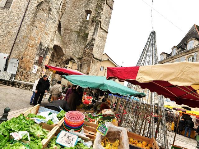 Place St Martin -Souillac Sur Dordogne 8