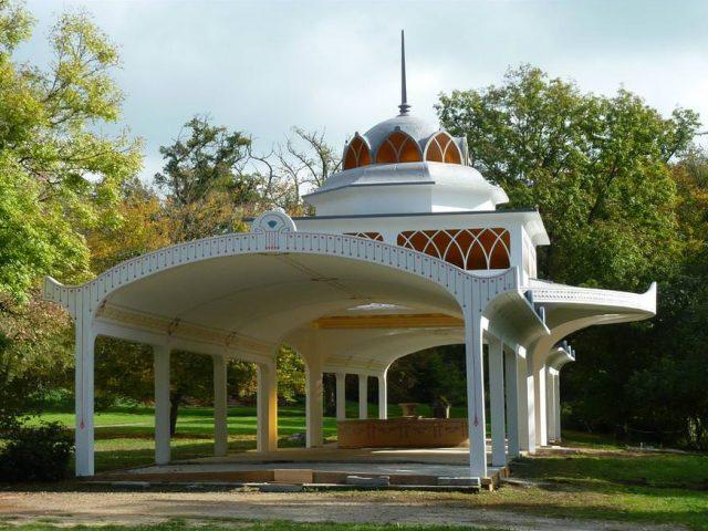 Pavillon Source Salmière