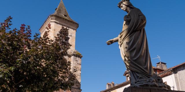 Dans Les Rues De Saint Céré © E. Gerbois Vallée De La Dordogne
