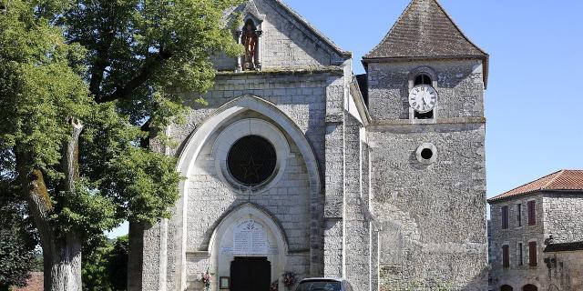 Église Saint Sulpice Meyronne