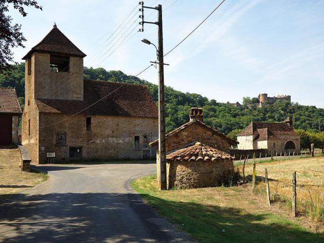 L'église Saint-Pierre et la Chapelle Sainte-Marie - Félines - Prudhomat