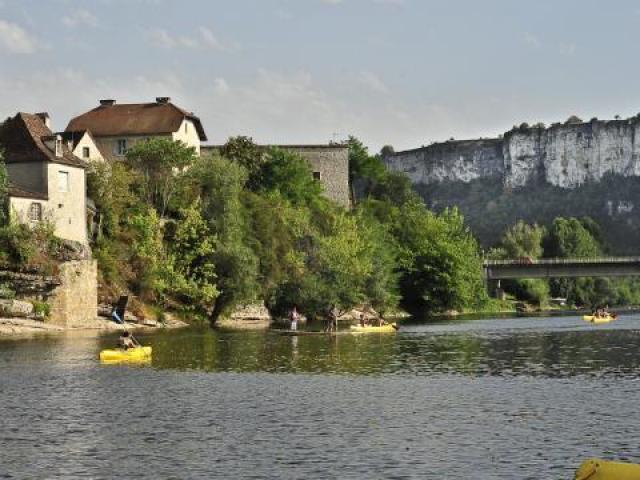 Pont de Meyronne Vallée de la Dordogne