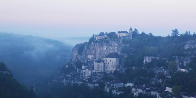 Misty Rocamadour © Cécile May