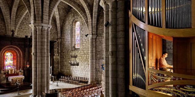 Orgue Rocamadour Vallee Dordogne©eric Martin Le Figarolot4396 Dxo Copie