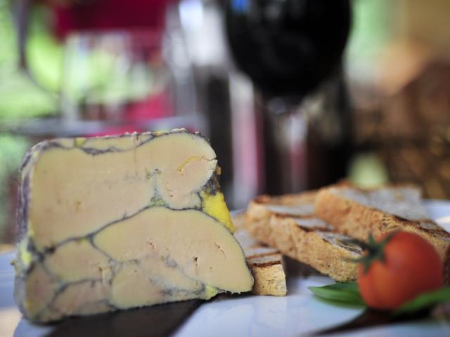 Restaurant.envie De Terroir Foie Gras Rocamadour©otvd C.ory9295