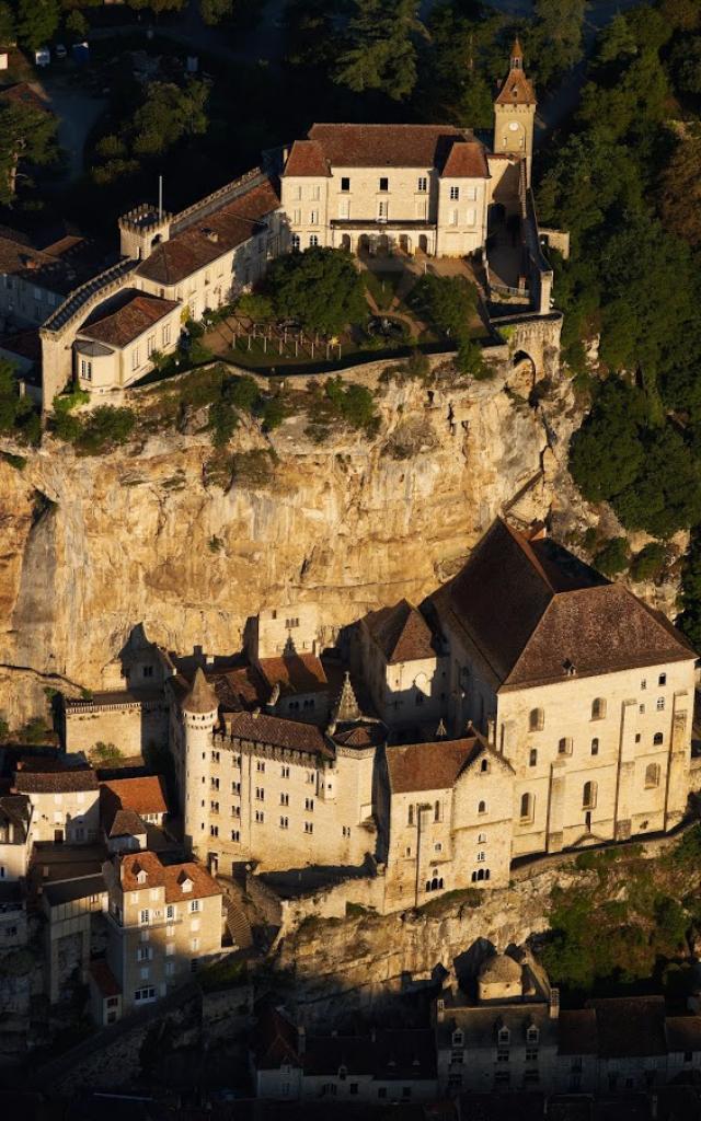 Rocamadour Cf032211 © Dominique Viet 0611174432