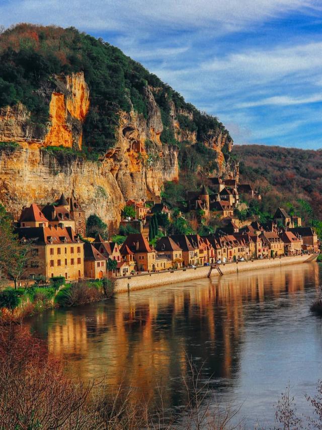 La Roque-Gageac Instagram #valleedeladordogne