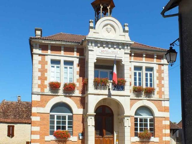 Mairie Payrac Quercy