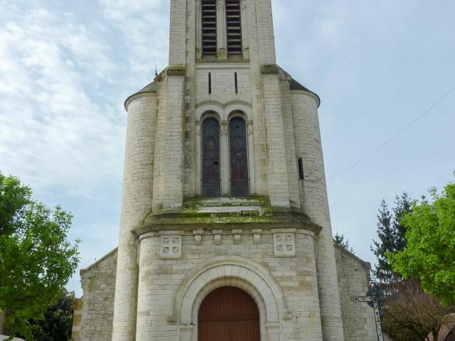 Saint-Sozy - Eglise du village