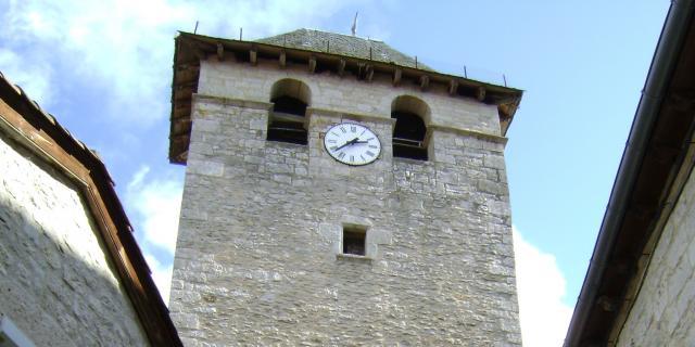 Tour Horloge Gramat