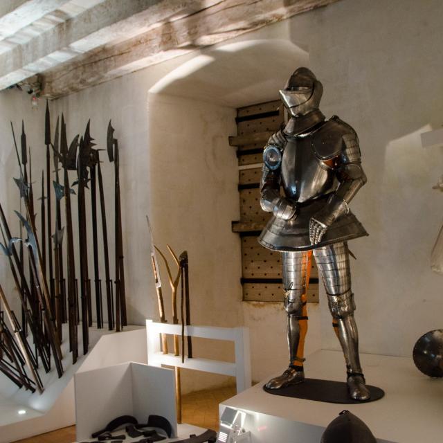 Chateau Castelnaud Salle Kr 2 ®boutry
