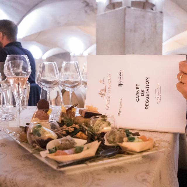 Degustation Croisee Festival Rocamadour Credits Louis Nespoulous (2)