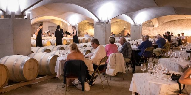Degustation Croisee Festival Rocamadour Credits Louis Nespoulous (3)