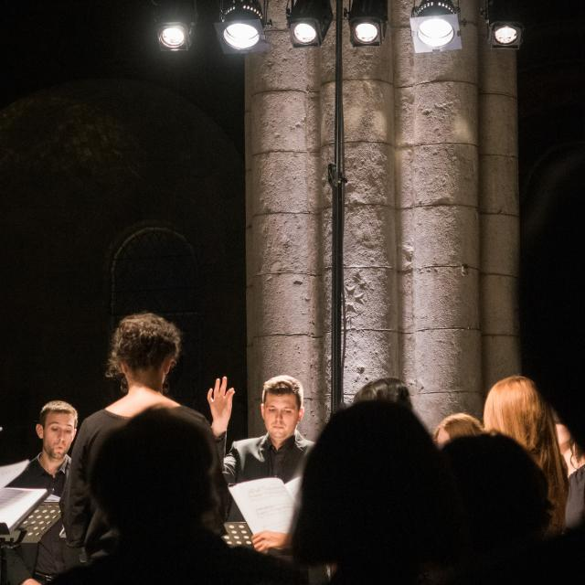 Dulci Jubilo Christopher Gibert Festival Rocamadour Credits Louis Nespoulous