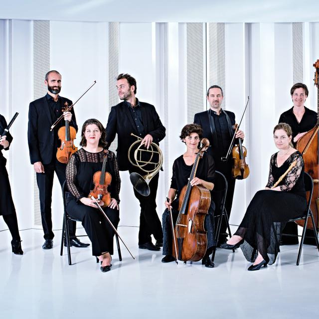 Le Concert De La Loge Credit Franc Juery