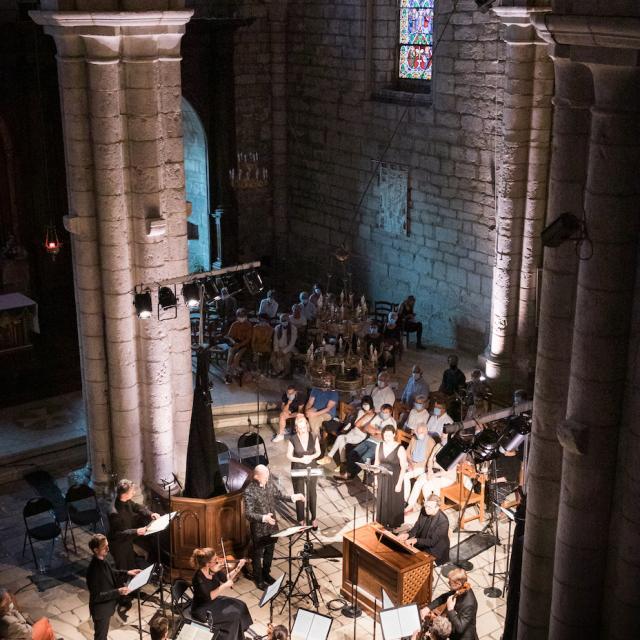 Le Concert Spirituel Festival Rocamadour Credits Louis Nespoulous (2)
