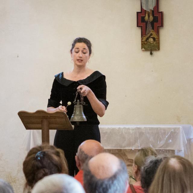 Recital Hildegarde Von Bingen Par Anne Bertin Hugault Credits Louis Nespoulous (1)
