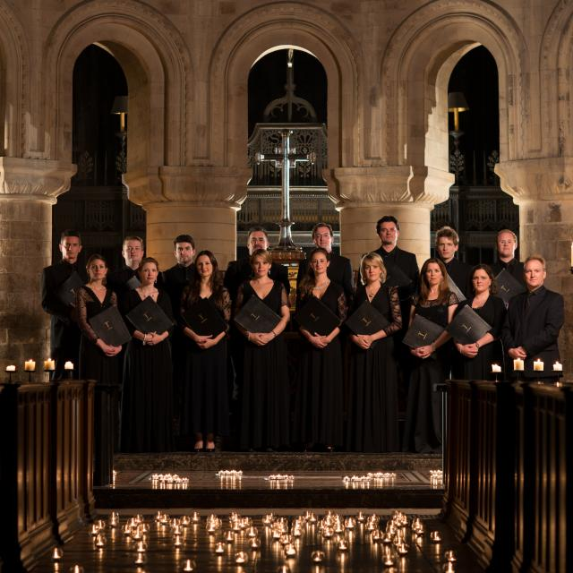 Tenebrae Choir Credit Chris O'donovan