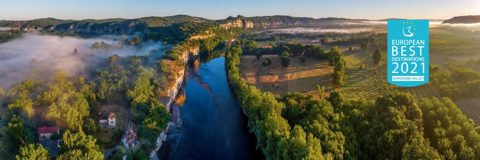 Vallee Dordogne European Best Destination Web