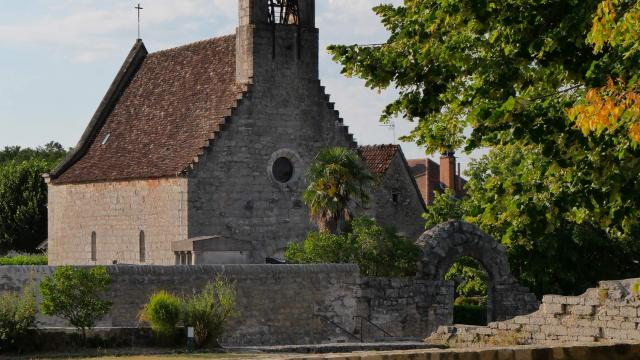 Chapelle Hospitalet