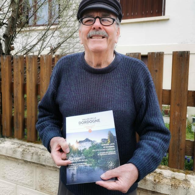 Roger Fortin, 83 Ans Et Habitant De Biars