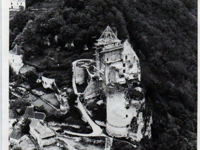 Carte Postale Castelnaud 2