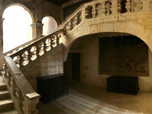 Escalier Renaissance