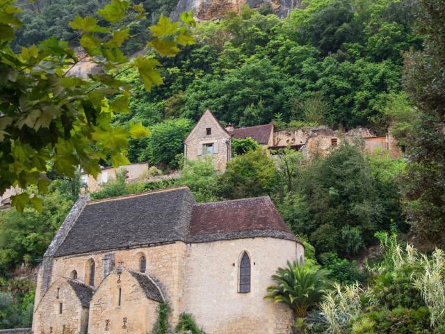 La Roque Gageac @sarlat Tourisme