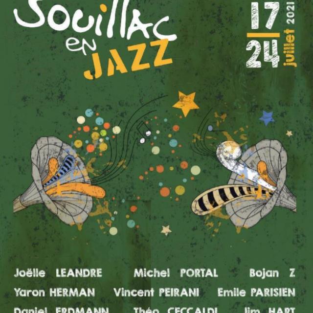 Affiche Jazz 2021