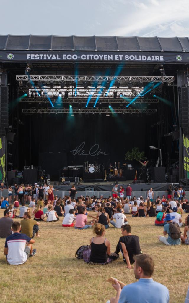 Festival Ecaussysteme - Benjamin Pavone