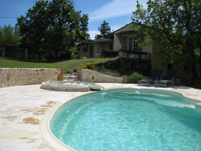 Le Domaine Lapopie Airbnb