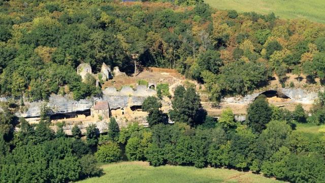 Village de la Madeleine