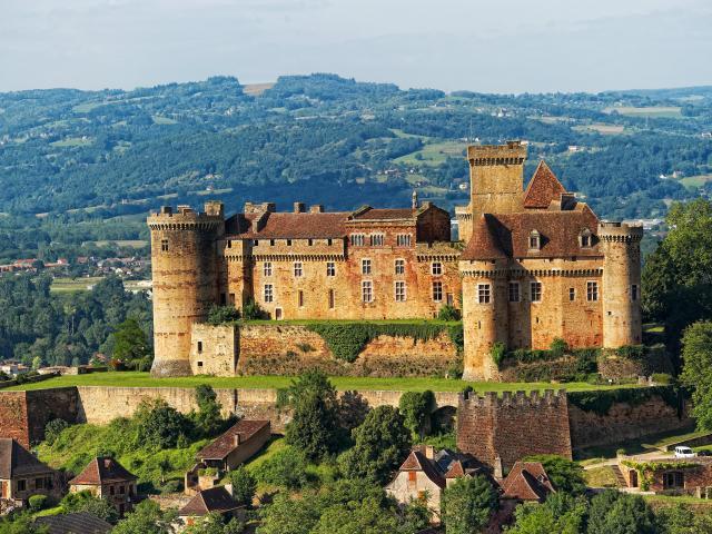 Chateau De Castelnau©dominique Viet Vallée De La Dordogne