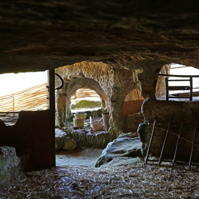 Fort Troglodyte ©château De Commarque