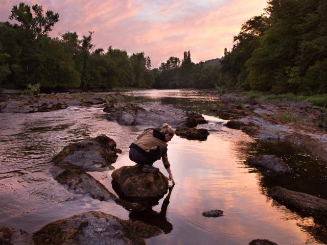 2016 08 04 Riviere Dordogne Secteur Argentat©malikaturin 00010 © Malika Turin