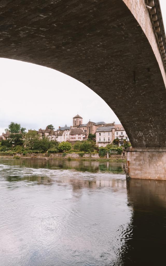 Argentat-sur-Dordogne - pont