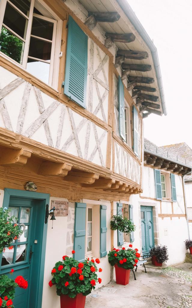 Argentat-sur-Dordogne - Maison du Général Delmas