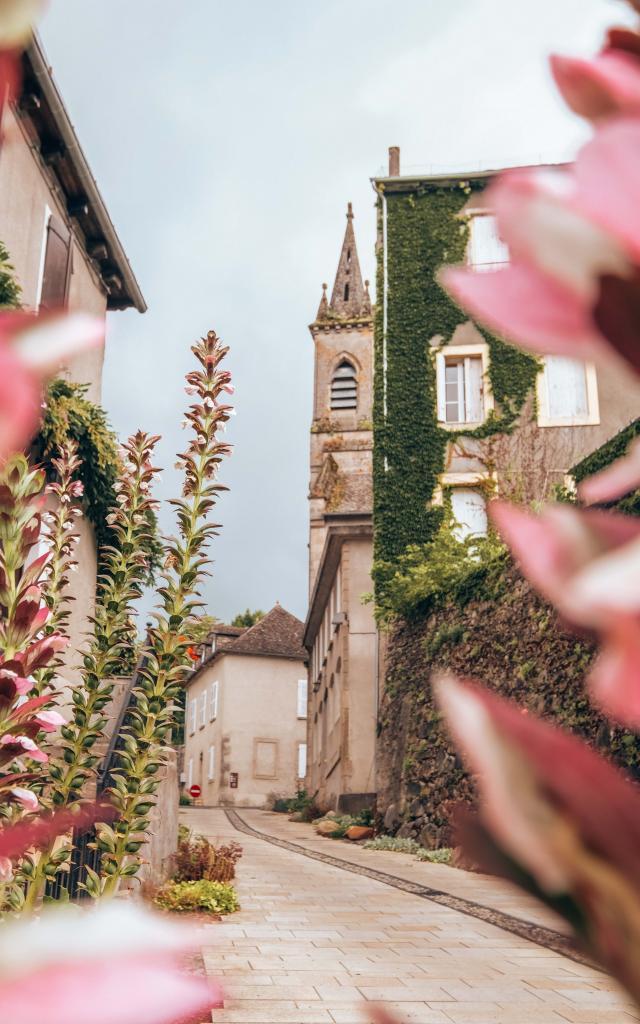 L'église d'Argentat-sur-Dordogne