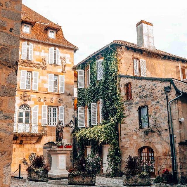 Beaulieu-sur-Dordogne, Maison de la Renaissance